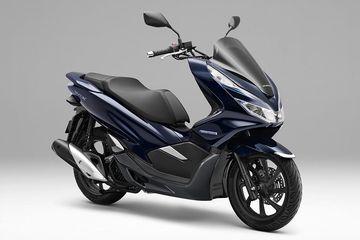 Honda Pcx Hybrid Kini Ada Versi Mini Lho Ini Dia Buktinya Semua