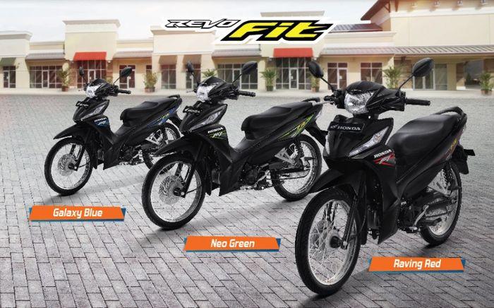 Honda Revo Fit dijual Rp 13,85 juta