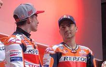 Marc Marquez: Jorge Lorenzo Bisa Bertarung untuk Gelar di Honda