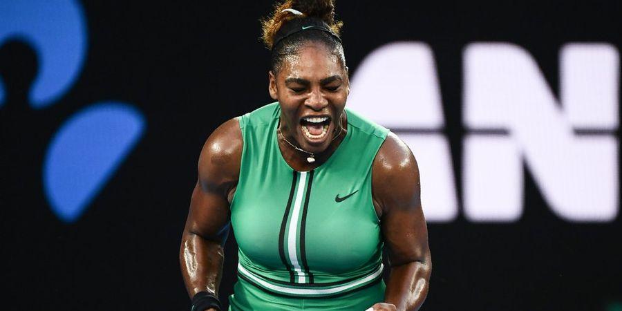 Suami Serena Williams Akui Saling Mempelajari Diri Satu Sama Lain
