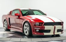 Ngeri-ngeri Sedap, Ini Sosok Lamborghini Gallardo Bertampang Mustang