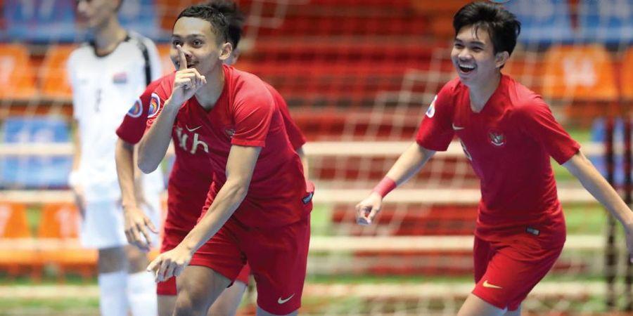 Dua Pemain Indonesia Kandidat Top Scorer Piala Asia Futsal U-20 2019