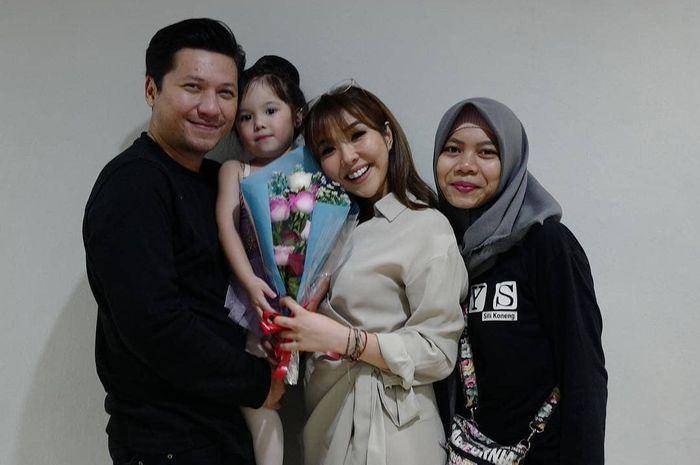 Setelah Kabar Perceraian Gading Gisel, Kini Pengasuh Gempi Ikut Mengundurkan Diri Jadi Baby Sitter