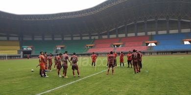 Panpel Persija Minta The Jak Mania Penuhi Stadion Patriot Chandrabhaga