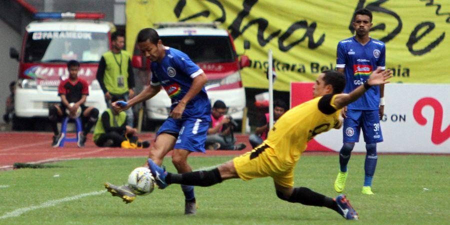 Arema FC Butuh Penyerang Baru Jelang Bergulirnya Liga 1 2019