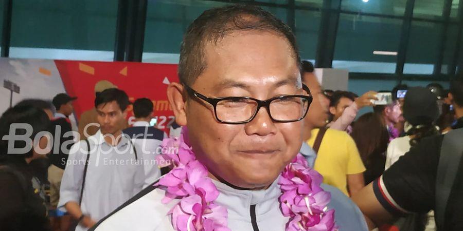 Indra Sjafri Ingin Latih Timnas Senior, Ini Kata Manajer Garuda Muda