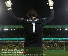 Link Live Streaming Liverpool Vs Bournemouth Liga Inggris, Panggung Adrian!