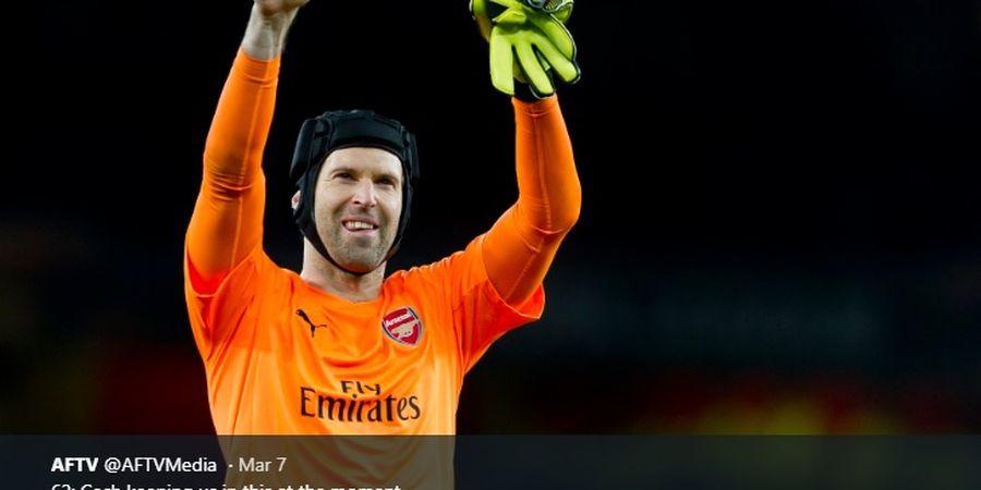 Petr Cech Akui Legenda Manchester United Ini adalah Lawan Terberatnya