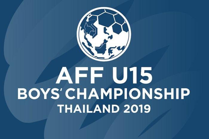 Logo Piala AFF U-15 2019.