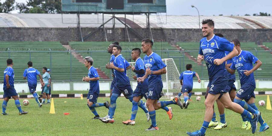 9 Pemain Persib Bandung Urung Tampil di Shopee Liga 1 2020