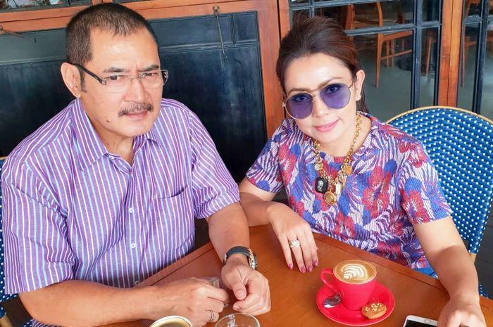 Megahnya ruang tamu di rumah milik Mayangsari dan Bambang Trihatmodjo.
