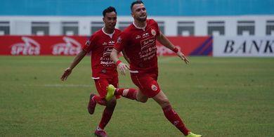 Kontrak Baru Marko Simic di Luar Kemampuan Persija Jakarta?