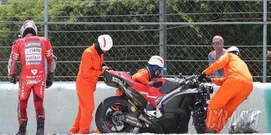 Pembalap Satelit dan WSBK Ancam Tempat Danilo Petrucci di Ducati