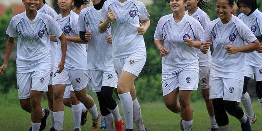 Serius Membina Tim Putri, Manajemen Arema FC Akan Dirikan Akademi Khusus
