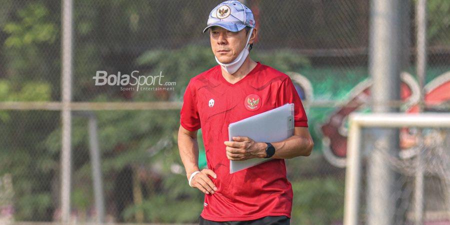 Timnas U-23 Indonesia Masih Kurang Komunikasi, Shin Tae-yong Minta Pemain Banyak Bicara di Lapangan