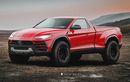 Berubah Jadi Pikap, Lamborghini Urus Satu ini Dibuat Tambah Kekar