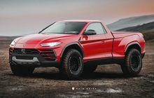Lamborghini Urus Jadi Nyentrik, Kabin Belakang Digunting, Berubah Pikap