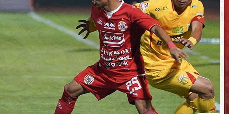 Bhayangkara FC Jinakkan Persija dengan Tiga Gol Tanpa Balas