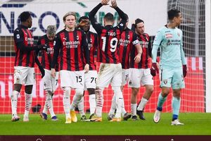 Dua Pemain Penting AC Milan Dinyatakan Positif Covid-19