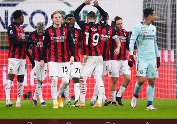 Link Live Streaming Cagliari Vs AC Milan Liga Italia Serie A
