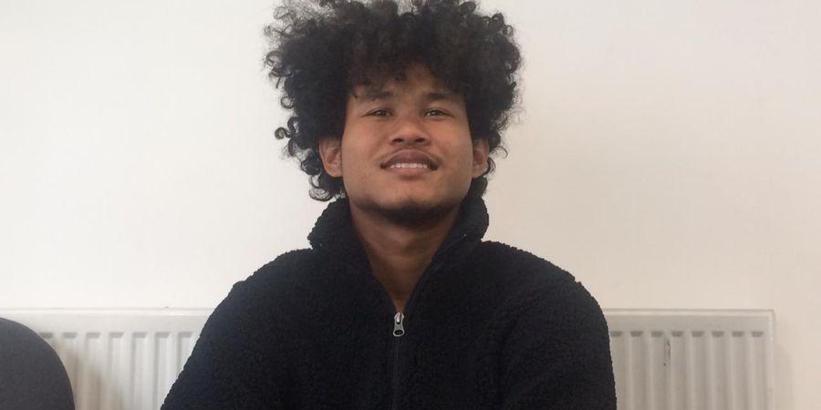 Bagus Kahfi: Saya Langsung Nyetel dengan Jong Utrecht