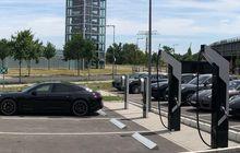 Canggih, General Motors Bikin Pom Listrik, Isi Daya Cuma 10 Menit Bisa Tempuh 290 Km