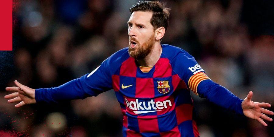 Pengakuan Lionel Messi soal Masa Depannya di Barcelona Dibocorkan oleh Fabregas