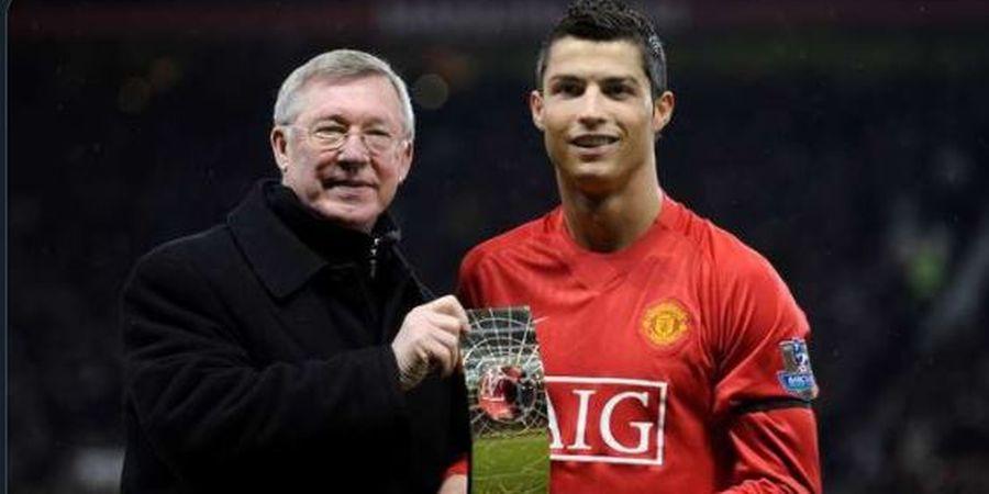 Cristiano Ronaldo Akui Peran Sir Alex Ferguson terhadap Keputusannya Balik ke Man United