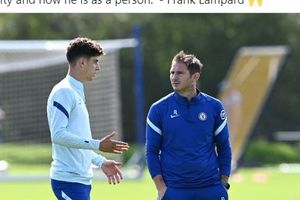 Link Live Streaming Chelsea Vs Sevilla Liga Champions, Optimisme Lampard