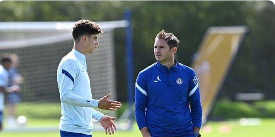 Chelsea Terburuk dalam Menghadapi Set-Piece, Begini Respons Frank Lampard