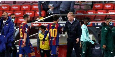 Momen Kocak Ketika Pelatih Dynamo Kiev Nanya Nasib Pique pada Koeman