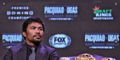 Manny Pacquiao Belum Sah Pensiun, Naik Ring Lagi jika Gagal Nyapres?