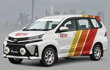 Buat Inspirasi, Toyota Avanza Modif Rally Look Pakai Decal Legendaris