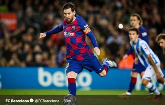 20 Video Dribel Paling Mengerikan Lionel Messi! Mana Saja ya?