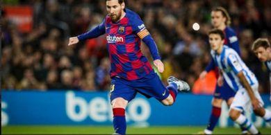 8 Pemain Paling Beruntung di Liga Spanyol, Messi Nomor Satu