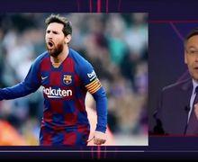 Lionel Messi Bakal Pensiun Selama Satu Tahun, Jika Dilepas Gratis Barcelona