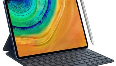 Desain Tablet Terbaru dari Huawei Terlihat Serupa dengan iPad Pro