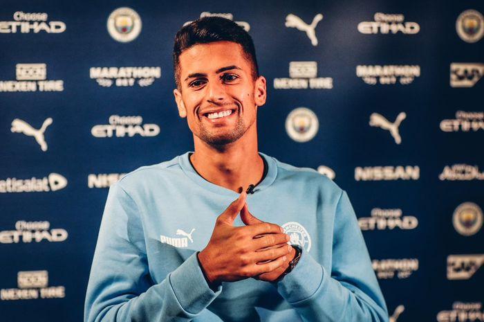 Joao Cancelo gabung Manchester City