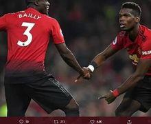 Manchester United Tampil Oke, Tapi Ada yang Beda dengan Paul Pogba