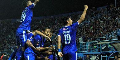 Liga 1 2019 - Dijamu Borneo FC, Arema FC Minus Dua Pemain Penting