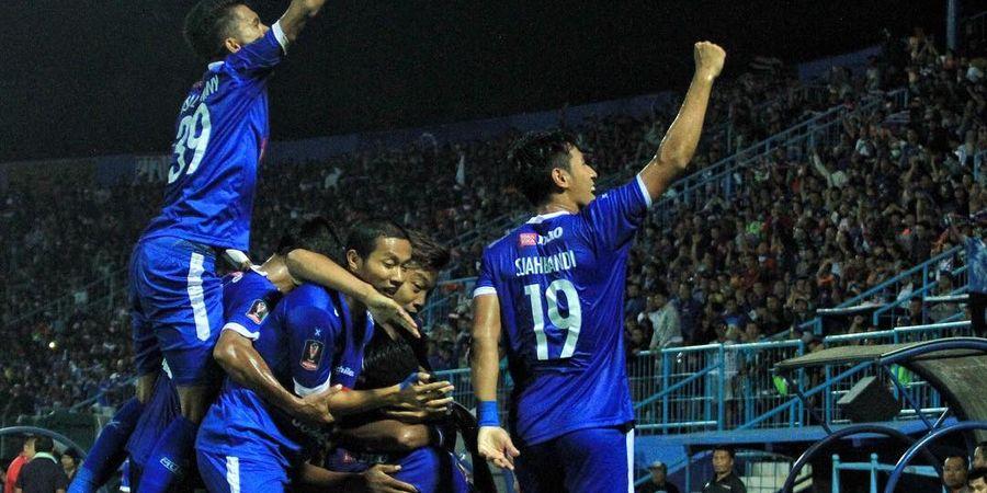 Arema FC Akan Tambah Satu Pemain Belakang Sebelum Liga 1 2019