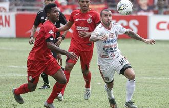 Termasuk Paulo Sergio, Bali United Resmi Pertahankan Empat Pilar Asing