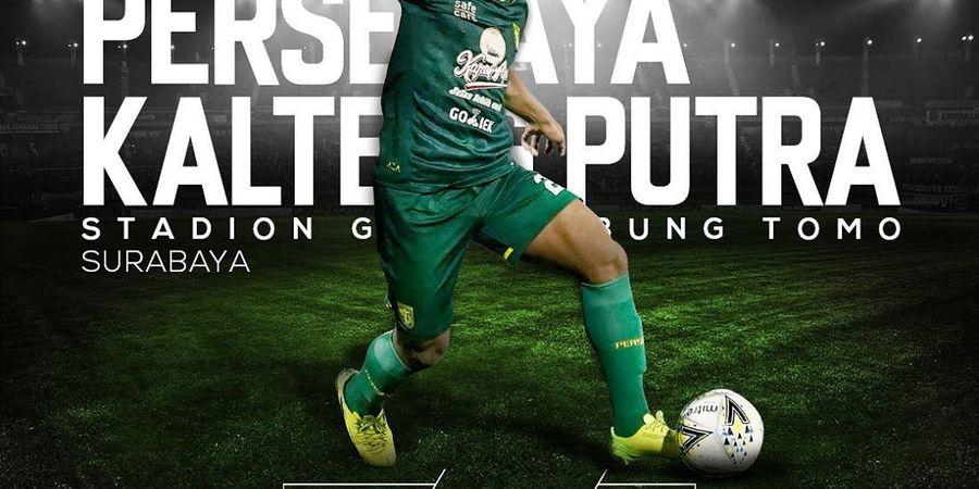 Live Streaming Persebaya Vs Kalteng Putra pada Pekan Kedua Liga 1 2019