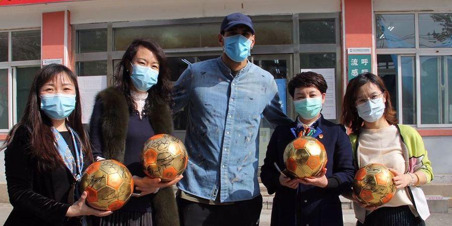 Marouane Fellaini Keluar dari Rumah Sakit di China Setelah Sembuh dari Covid-19