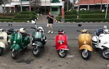Vespa Excel, PX Sampai PX200 Biasa Dicari di Kota Ini, Bukan di Jawa