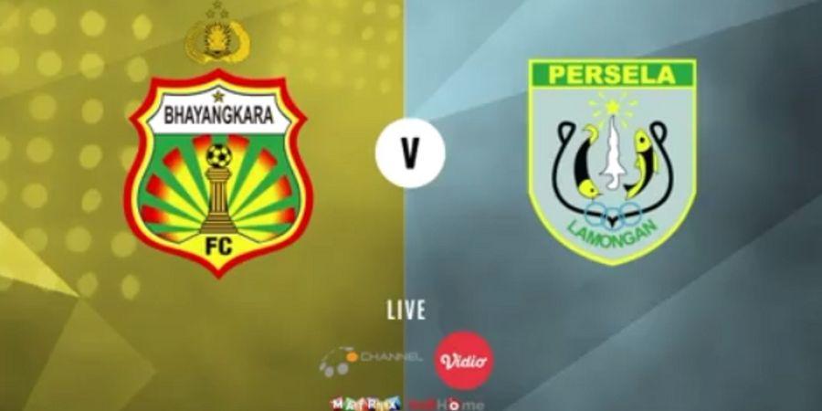 Link Live Streaming Bhayangkara FC Persela Lamongan