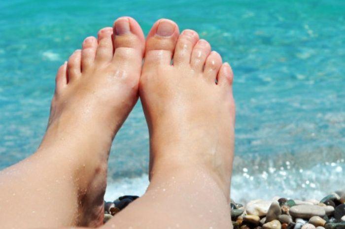 Perubahan kuku kaki dapat menjadi tanda adanya penyakit tertentu