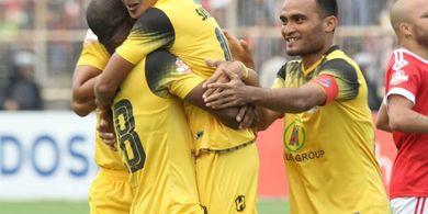 Barito Putera Terancam Tanpa Tiga Pilarnya Saat Hadapi Madura United