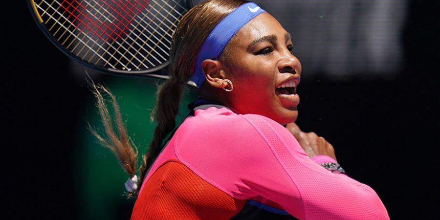 Australian Open 2021 - Serena Williams Melaju ke Babak 16 Besar