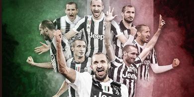 Hanya 2 Pemain yang Bawa Juventus 8 Kali Juara Beruntun, Siapa Mereka?